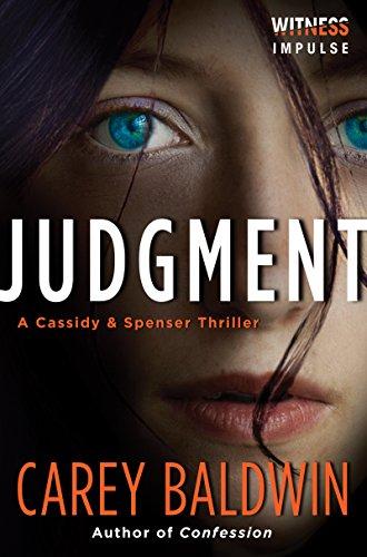 Judgment: A Cassidy & Spenser Thriller (Cassidy & Spenser Thrillers Book 1) cover