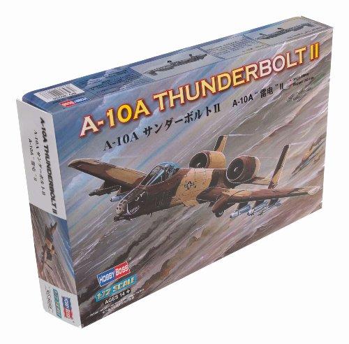 Hobby Boss A-10A Thunderbolt II Airplane Model Building Kit