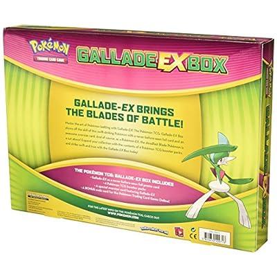 —Pokemon TCG: Gallade EX Box Card Game: Toys & Games