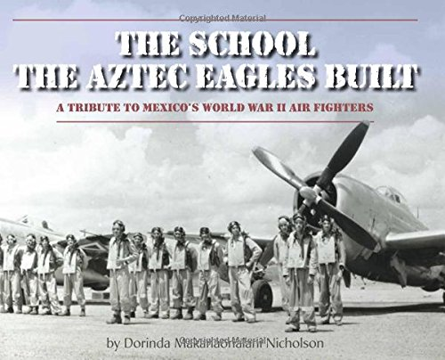 The School the Aztec Eagles Built (Philippine Eagle)