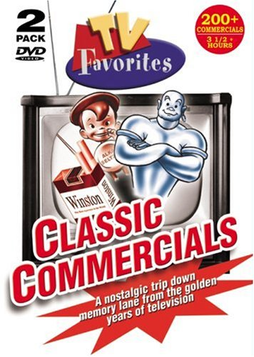 old commercials dvd - 2