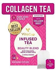 VitaCup Beauty Blend Infused Tea 14 ct  ...