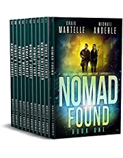 Terry Henry Walton Chronicles Complete Series Omnibus: Nomad Found, Nomad Redeemed, Nomad Unleashed, Nomad Supreme, Nomad's Fury, Nomad's Justice, Nomad Avenged, Nomad Mortis, plus 3 more books