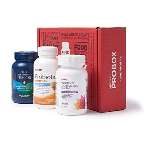 GNC Amazon Womens Wellness Bundle - (PRODUCT)RED