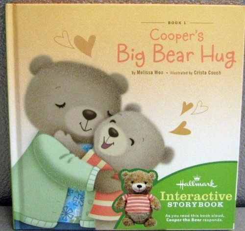 Book 1 Cooper's Big Bear Hug by Melissa Woo (2010) Hardcover