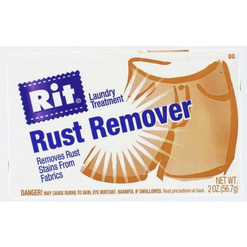 2 oz Rit Powder Dye Rust Remover Sold in packs of 6