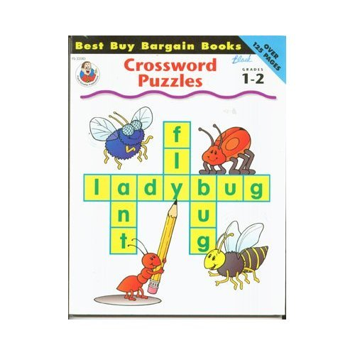 Download Best Buy Bargain Books: Crossword Puzzles PDF