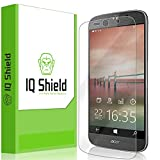 Acer Liquid Jade Primo Screen Protector, IQ Shield LiQuidSkin Full Coverage Screen Protector for Acer Liquid Jade Primo HD Clear Anti-Bubble Film - with