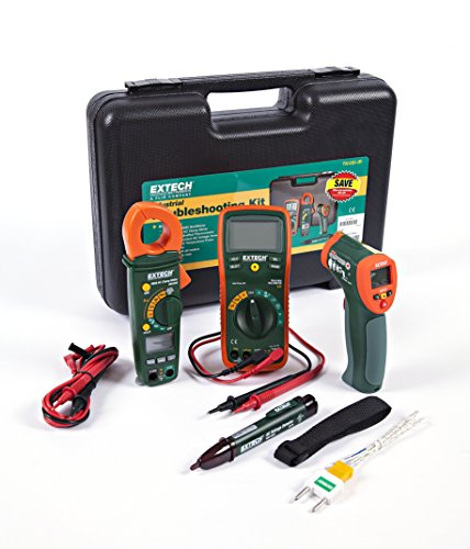 Extech TK430-IR Industrial Equipment and Material Troubleshooting Combo Kit by Extech (Image #2)