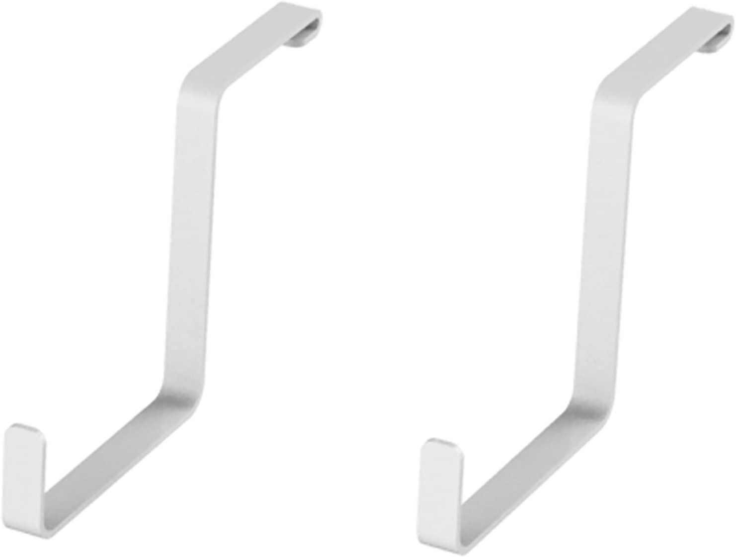 NewAge Products Accessories White 4 ft. x 8 ft. Overhead Hooks, Garage Overheads, 40305