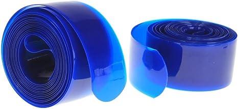 Banda Cinta Protector PU Antipinchazos Azul para Bicicleta MTB ...