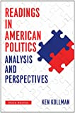 Readings in American Politics 3rd Edition
