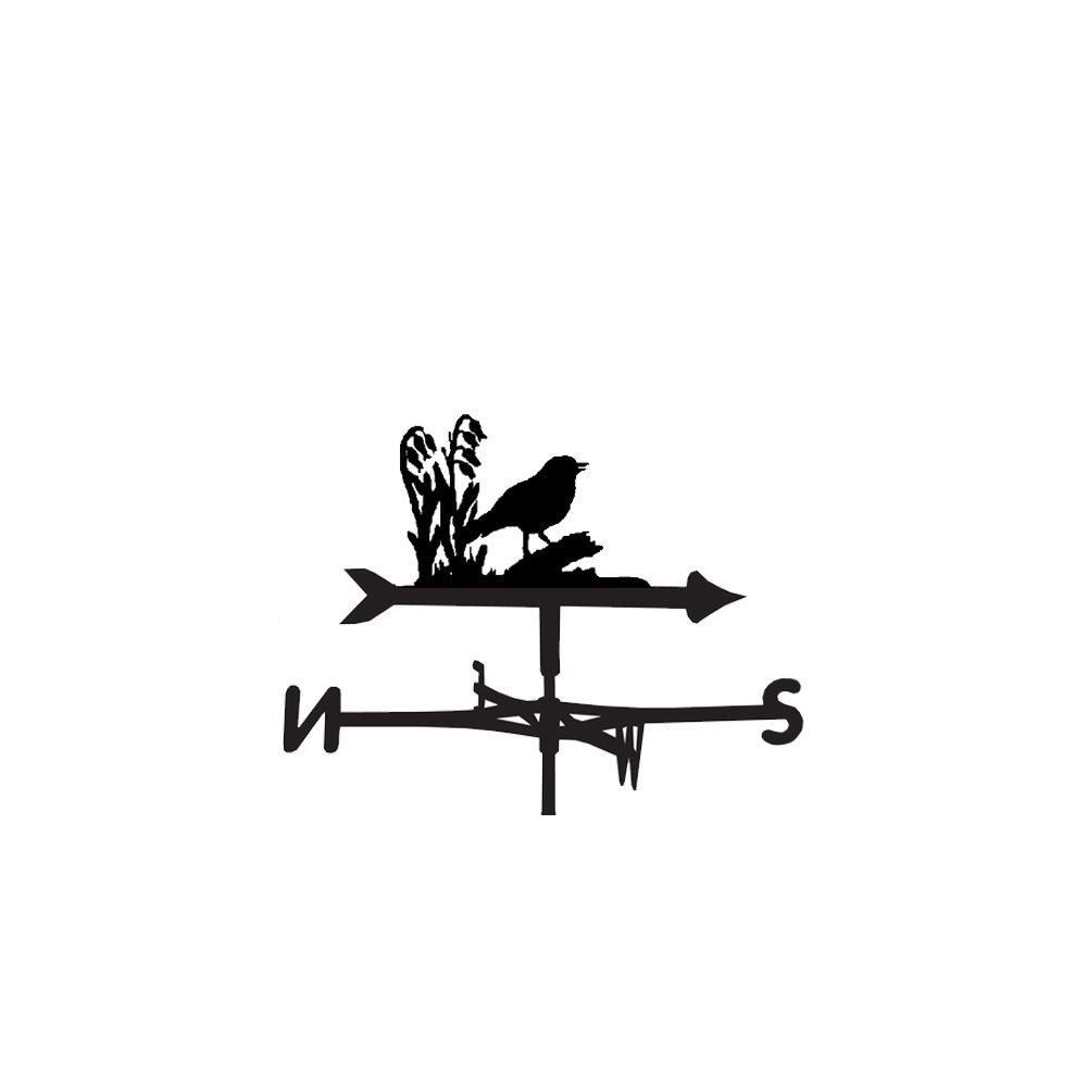 The Profiles Range weathervane in robin design