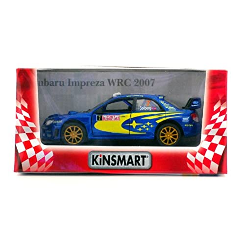 Diecast Rally Cars