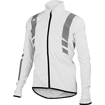 Sportful Reflex 2 chaqueta blanca, color Blanco - blanco, tamaño XXXL