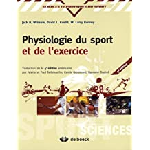 Physiologie sport/exerc.    4e sciences et pratique