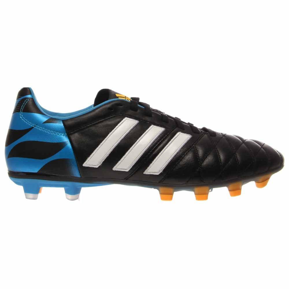 84eb8278fea Amazon.com  adidas 11Pro UEFA Champions League FG Soccer Shoes (Black) 7.5   Everything Else