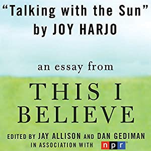 Talking with the Sun Audiobook
