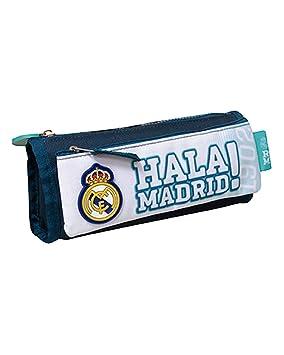 Real Madrid Estuche portatodo 2 en 1: Amazon.es: Juguetes y ...