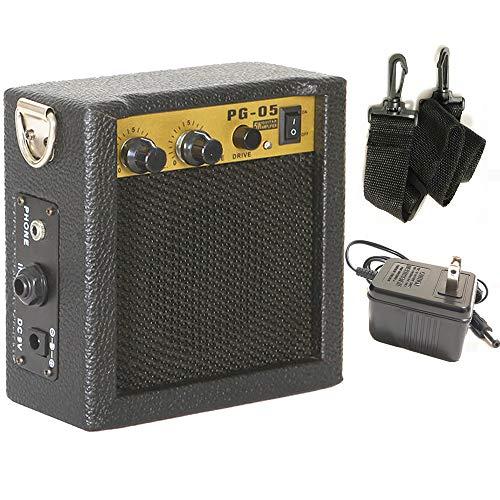 Electric Guitar Mini & Headphone Amps