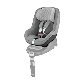 Maxi-Cosi Pearl Toddler Car Seat Group 1 ISOFIX Car Seat 4 Years 9 Months Compact 9-18 kg Nomad Black