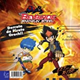 Beyblade Shogun Steel - Derrota do Pirate Orochi! (Portuguese Edition)