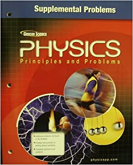 mcgraw hill physics supplemental problems answers