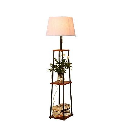 Lámpara de pie Moderna Moderna del Plato casero del ...