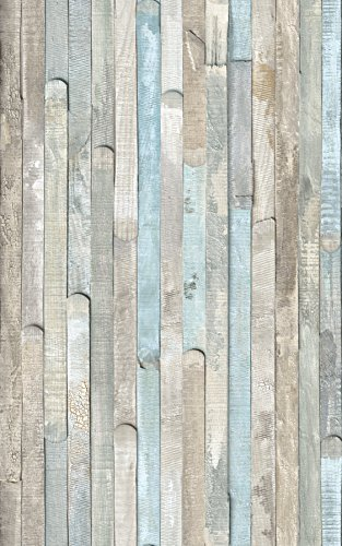 "d-c-fix Self-Adhesive Film, Beach Wood, 17.71"" x78"" Roll, 346-0644"