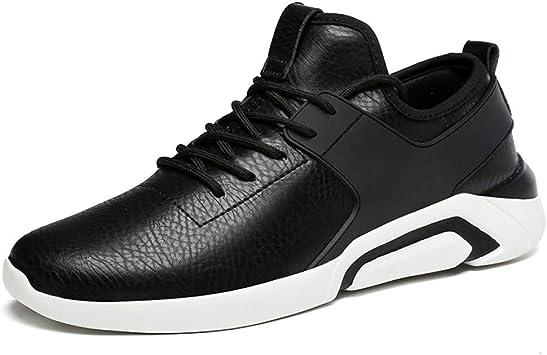 WDDGPZYDX Tallas Grandes 39-47 Moda Hombre Zapatos ...