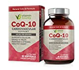 Vitamin Bounty Pure CoQ10 Supplement – for Cardiovascular Support Review