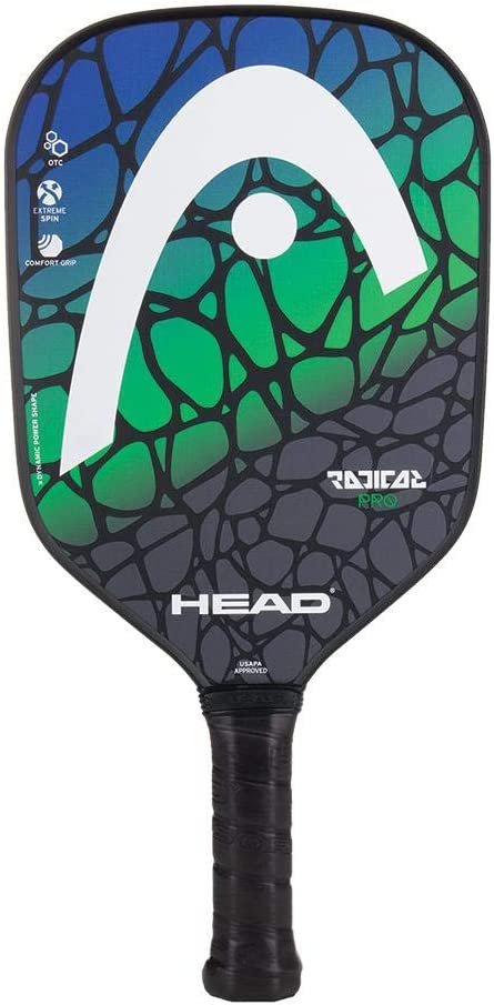 Amazon.com: Head Radical Pro - Pala de golf, talla única ...