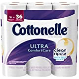 Cottonelle Ultra Comfort Care Toilet Paper, 18 Pack