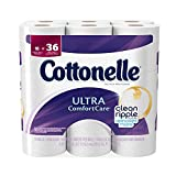 Cottonelle Ultra Comfort Care Double Roll Toilet Paper, 154 Count, 18 Pack