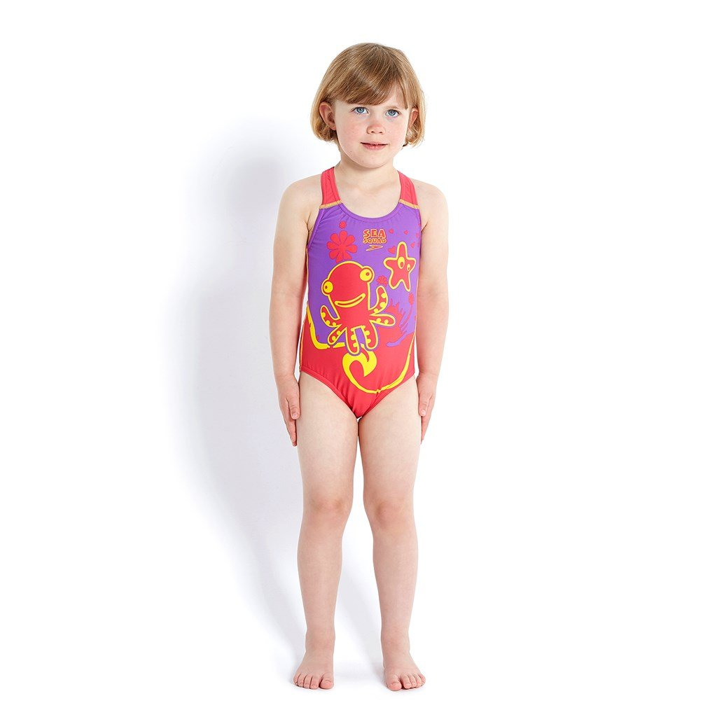 Speedo Seasquad Plmt If Costume da Bagno Bambino 68