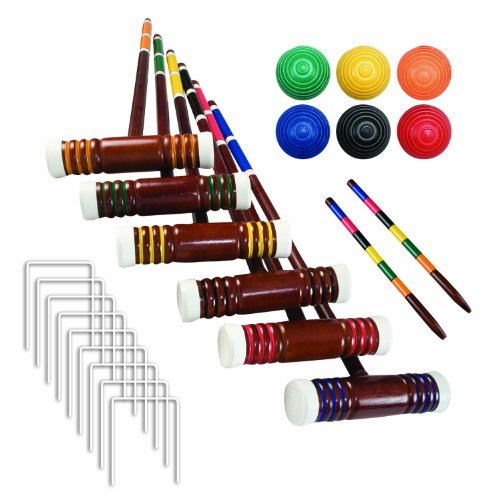 Franklin Sports Classic Croquet Set