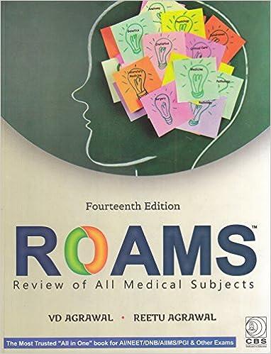 Roams Medical Book