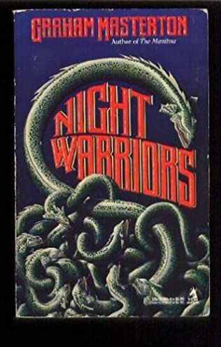 book cover of Night Warriors