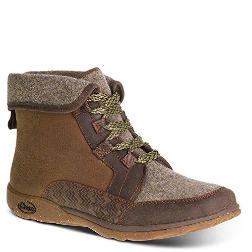 Light 3 Pinecone Wide (Chaco Women's Barbary Boot, Pinecone, 9.5 Medium US)