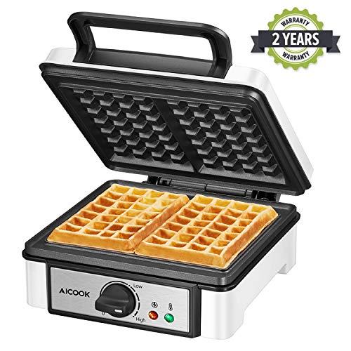 belgian waffle maker square - 9