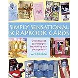 img - for Simply Sensational Scrapbook Cards book / textbook / text book