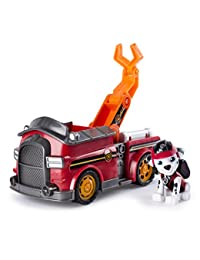 Paw Patrol - Mission Paw - Marshall's Mission Fire Truck BOBEBE Online Baby Store From New York to Miami and Los Angeles