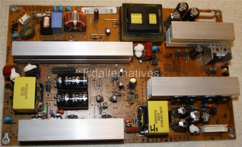 Repair Kit, LG 37LG50, LCD TV, Capacitors Only, Not The Entire Board