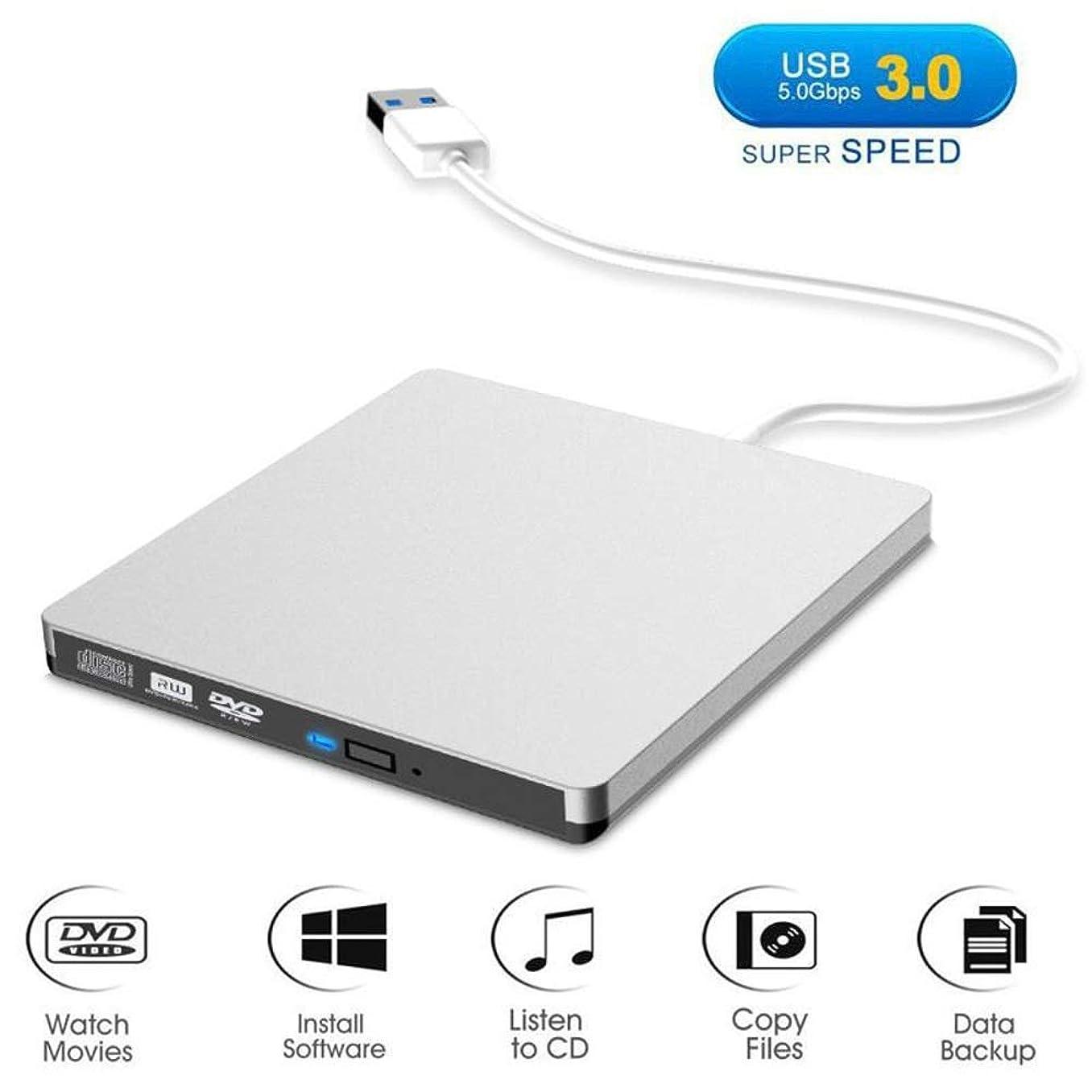 位置するナース算術Homyl 12.7mm SATAに対応 外付け USB3.0 エンクロージャ ケース オプティカル ドライブ カートリッジ 全3色 - ブラック