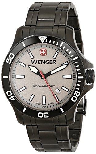 Wenger Mens Dress Watch - 3