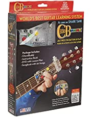 ChordBuddy Learning System: Includes Color-Coded Songbook, Instruction Book, DVD and ChordBuddy Device!