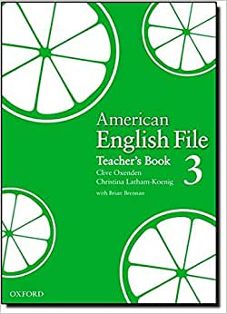 American English File Level 3: American English File 3