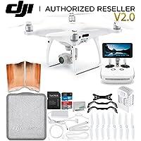 DJI Phantom 4 Pro+ PLUS V2.0/Version 2.0 Quadcopter Starters Flyer Bundle