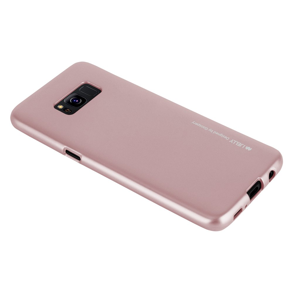Galaxy S8 Plus Case With Free Screen Protector Goospery Samsung New Bumper X Gold Shockproof I Jelly Tpu Thin And Slim Flexible Cover For