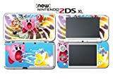 Kirby's Blowout Blast King Dedede Video Video Game Vinyl Decal Skin Sticker Cover for Nintendo New 2DS XL System Console